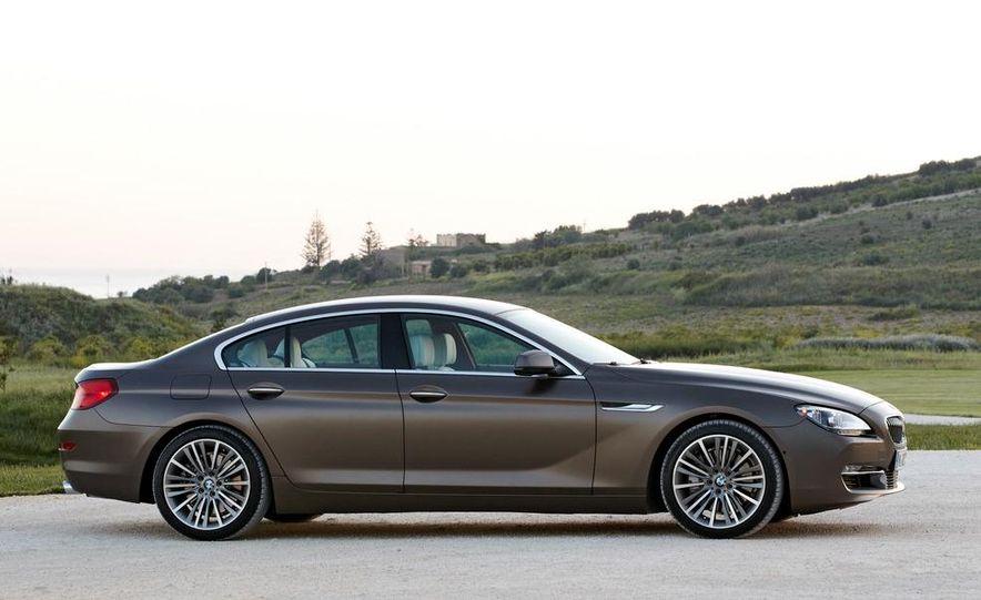2013 BMW 640i Gran Coupé - Slide 160