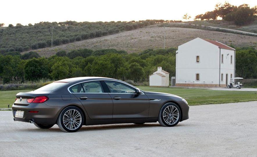 2013 BMW 640i Gran Coupé - Slide 161