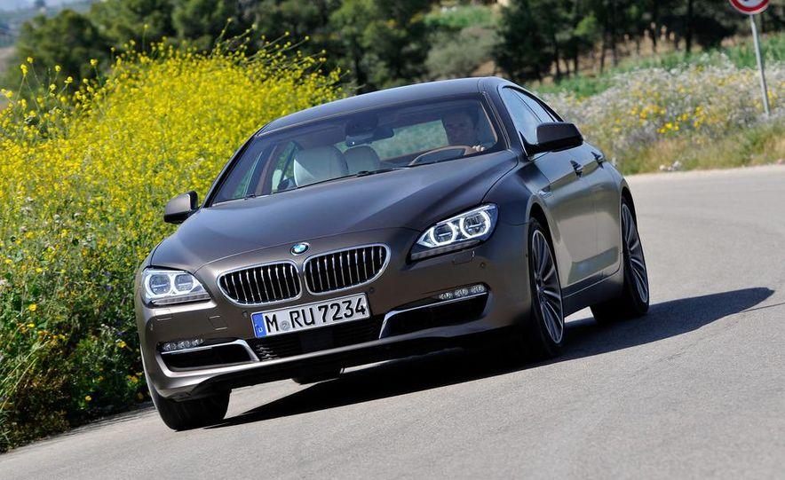 2013 BMW 640i Gran Coupé - Slide 162