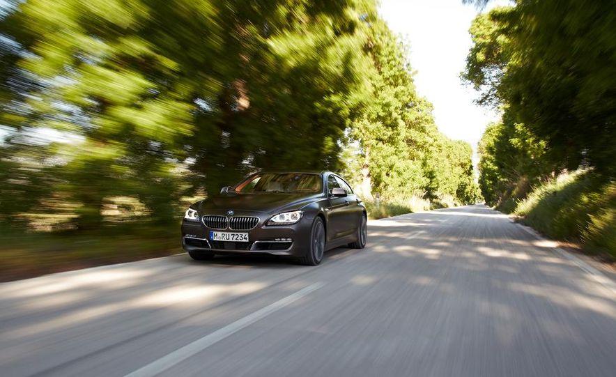 2013 BMW 640i Gran Coupé - Slide 163