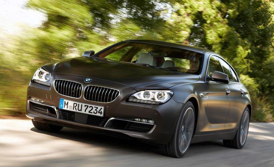 2013 BMW 640i Gran Coupé - Slide 165