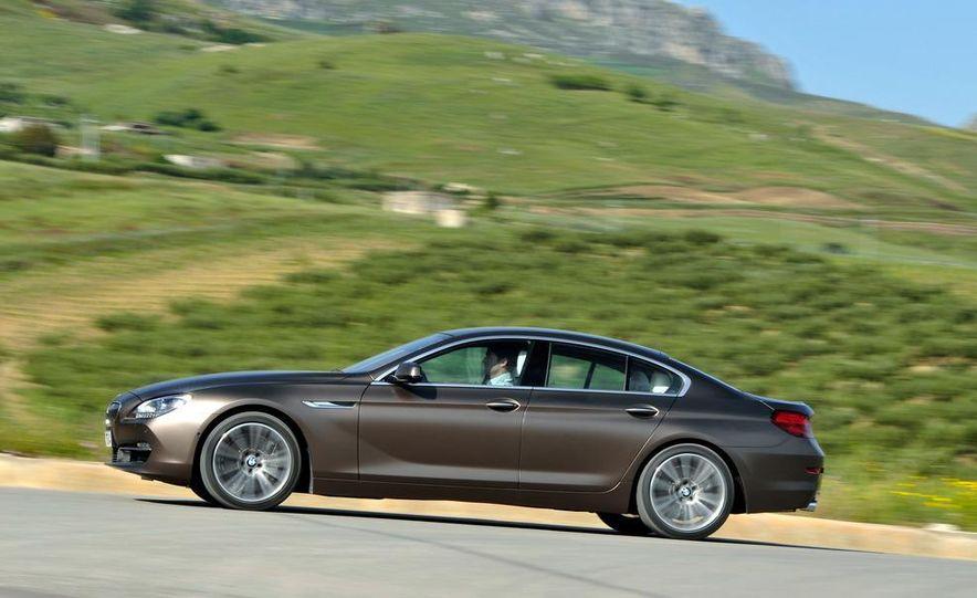 2013 BMW 640i Gran Coupé - Slide 166