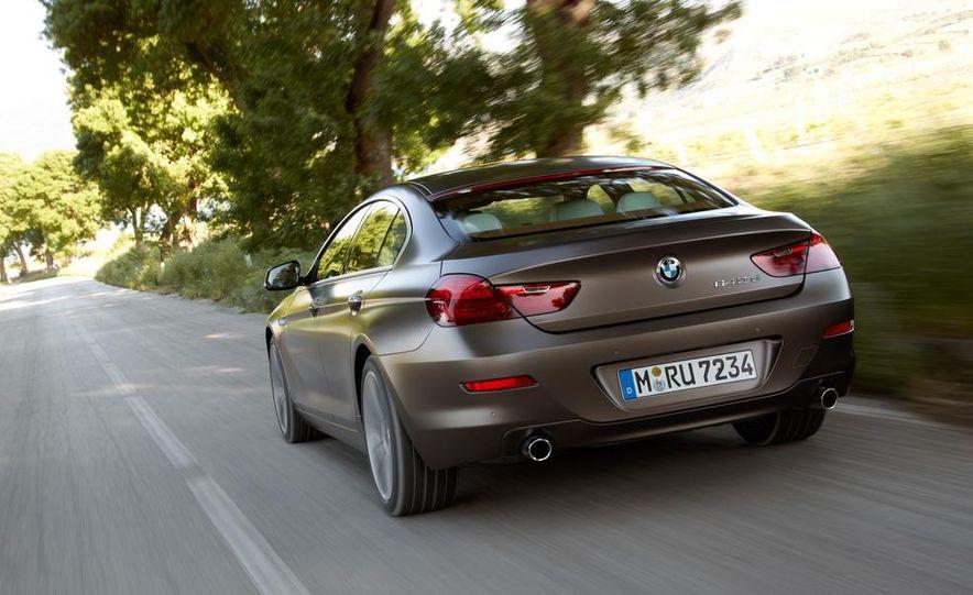 2013 BMW 640i Gran Coupé - Slide 167