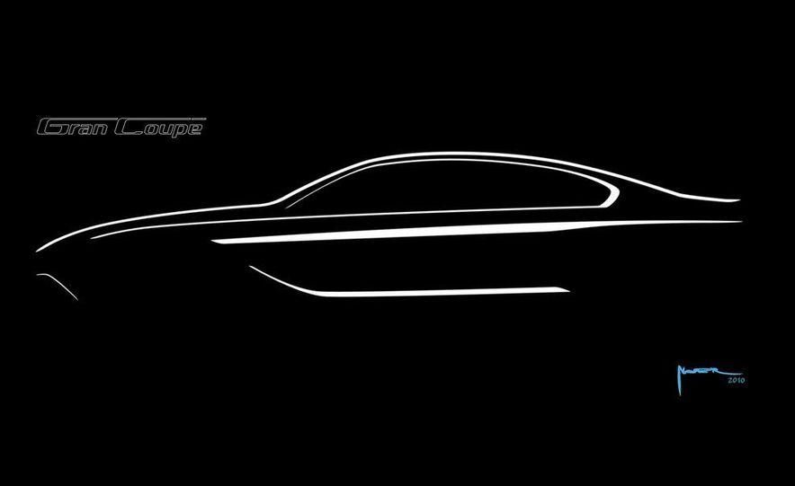 2013 BMW 640i Gran Coupé - Slide 175