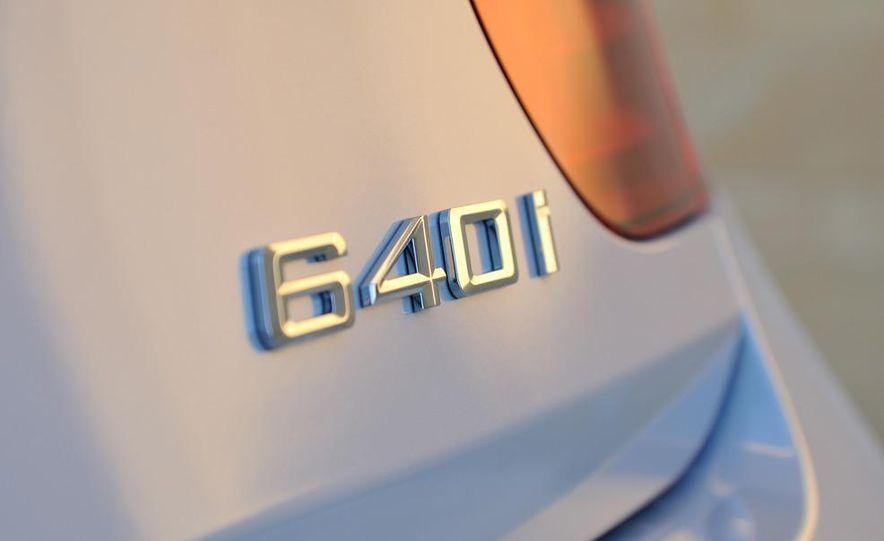 2013 BMW 640i Gran Coupé - Slide 92