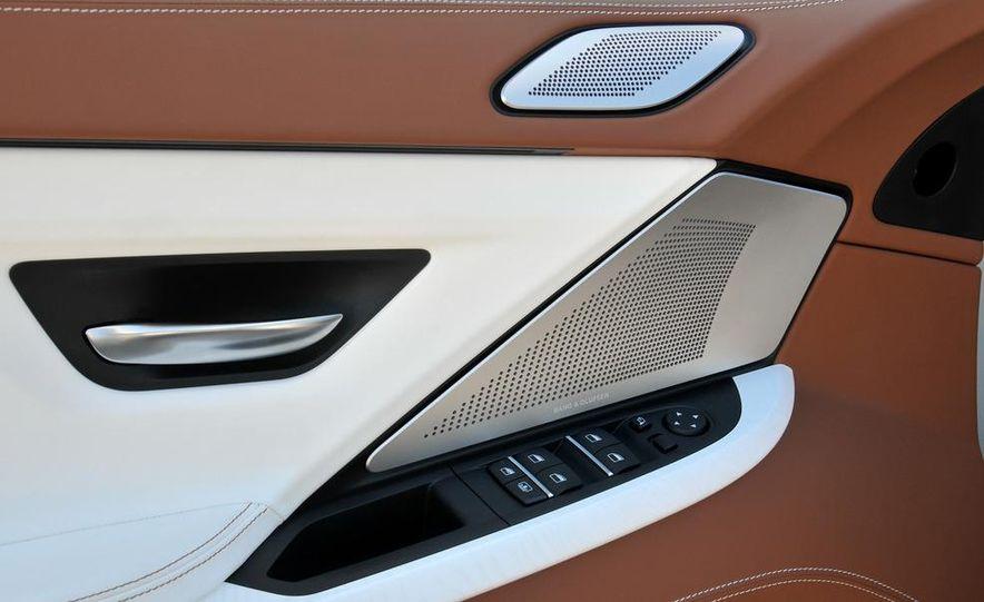 2013 BMW 640i Gran Coupé - Slide 101