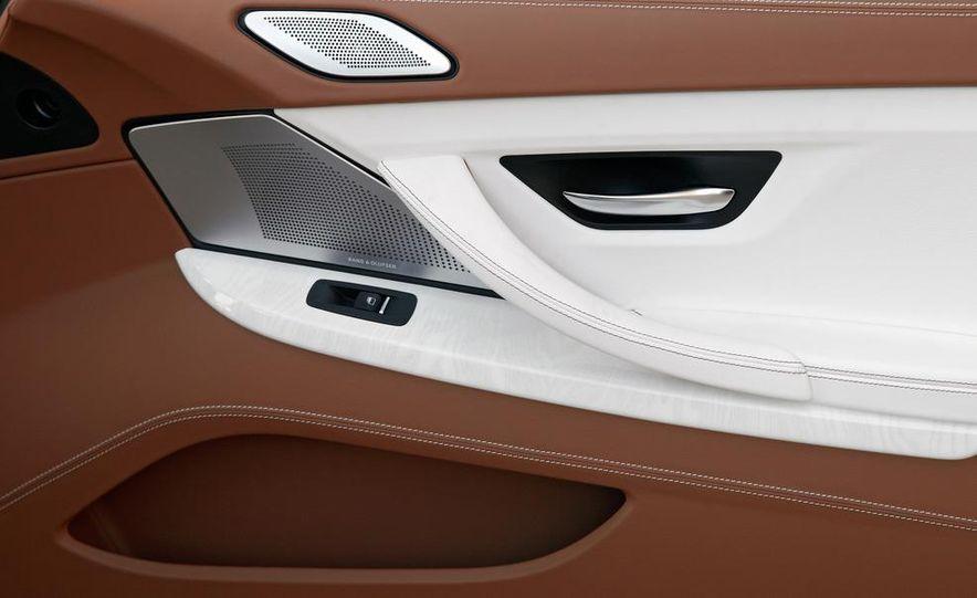 2013 BMW 640i Gran Coupé - Slide 102