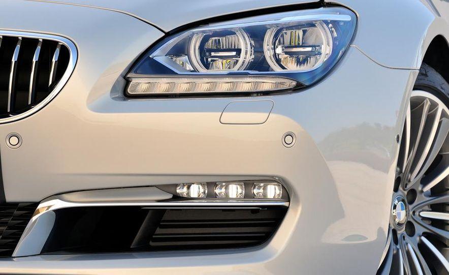 2013 BMW 640i Gran Coupé - Slide 88