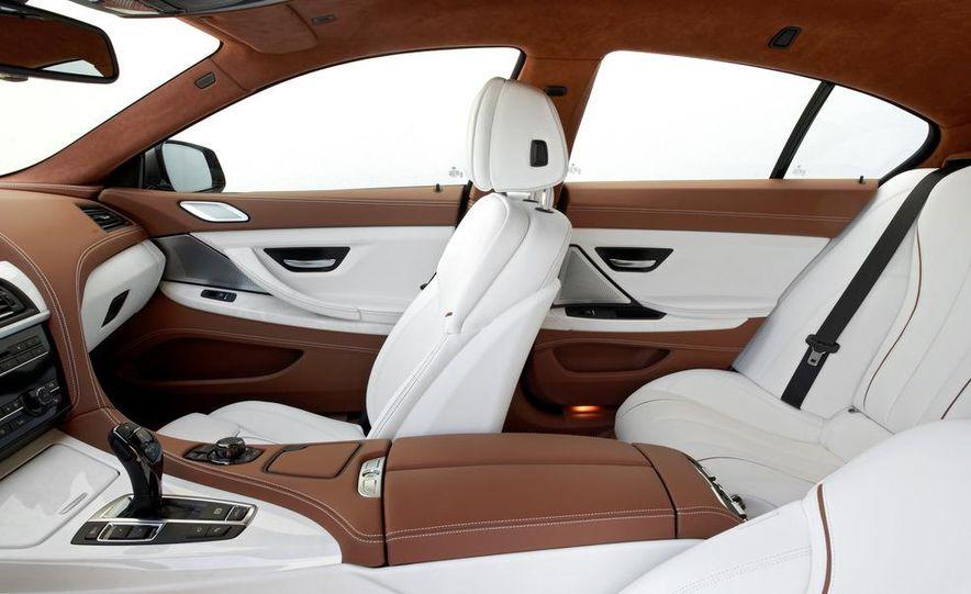 2013 BMW 640i Gran Coupé - Slide 9