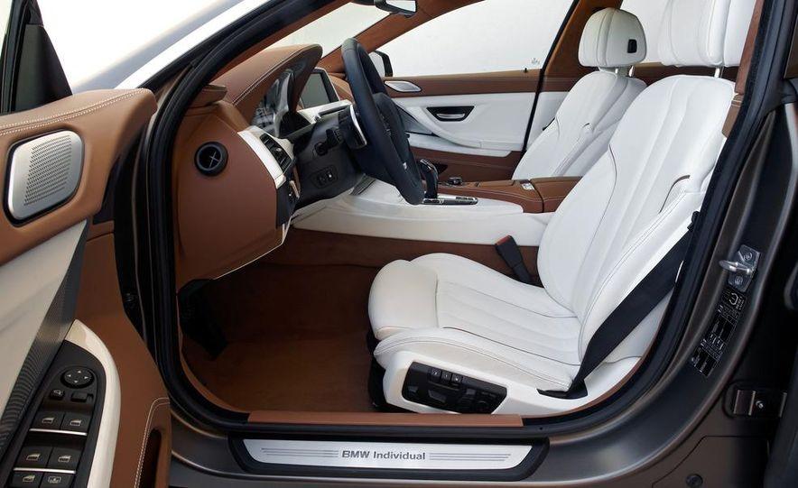 2013 BMW 640i Gran Coupé - Slide 93