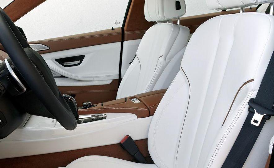 2013 BMW 640i Gran Coupé - Slide 95