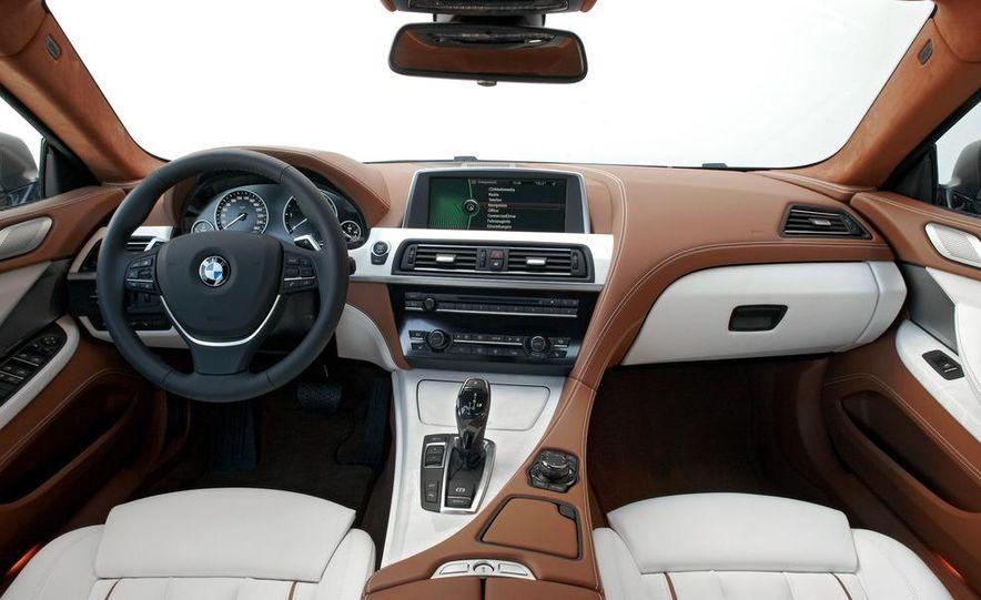 2013 BMW 640i Gran Coupé - Slide 96