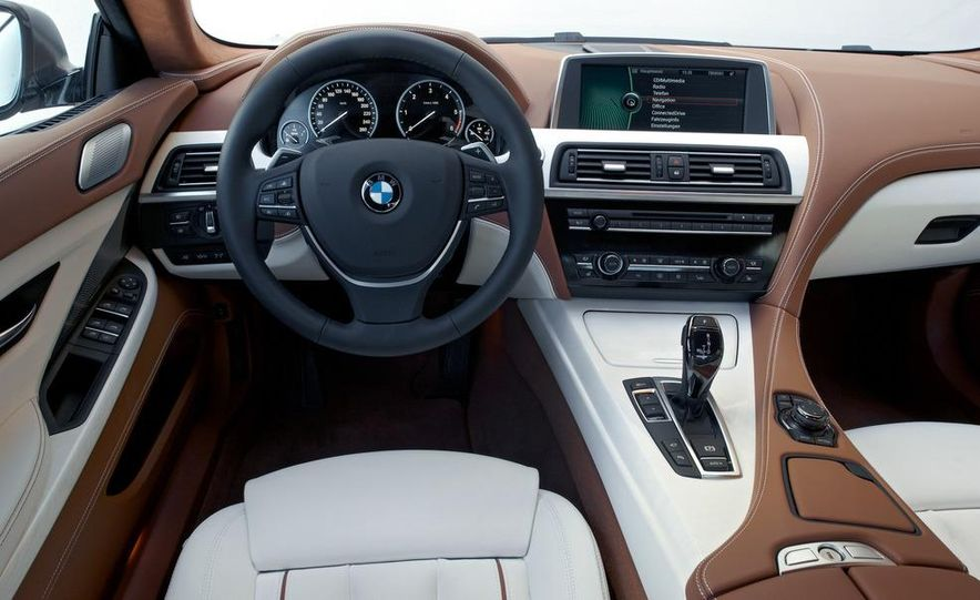 2013 BMW 640i Gran Coupé - Slide 97