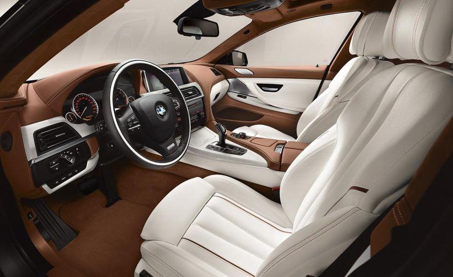 2013 BMW 640i Gran Coupé - Slide 109