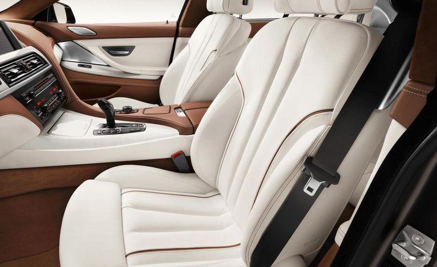 2013 BMW 640i Gran Coupé - Slide 110