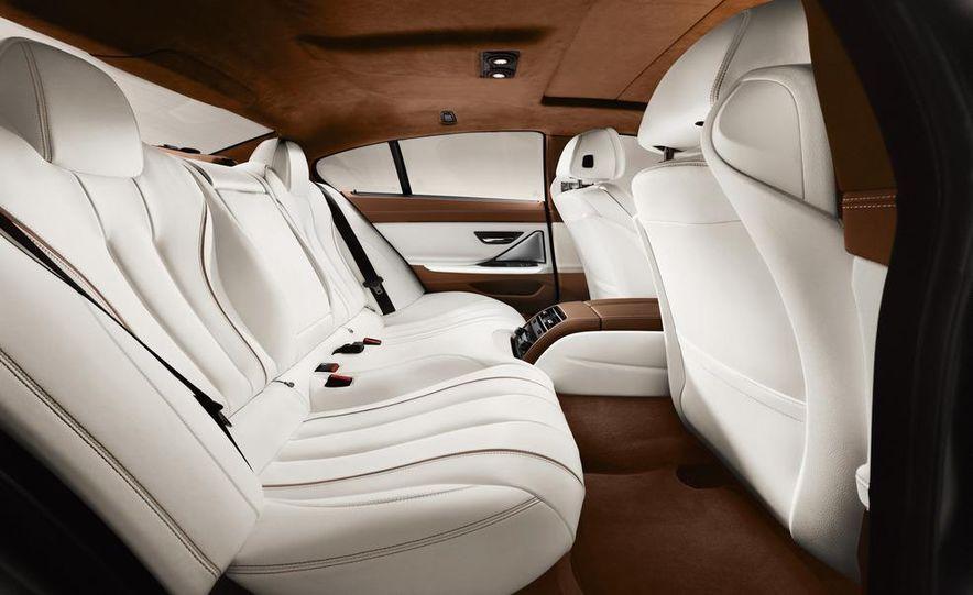 2013 BMW 640i Gran Coupé - Slide 119
