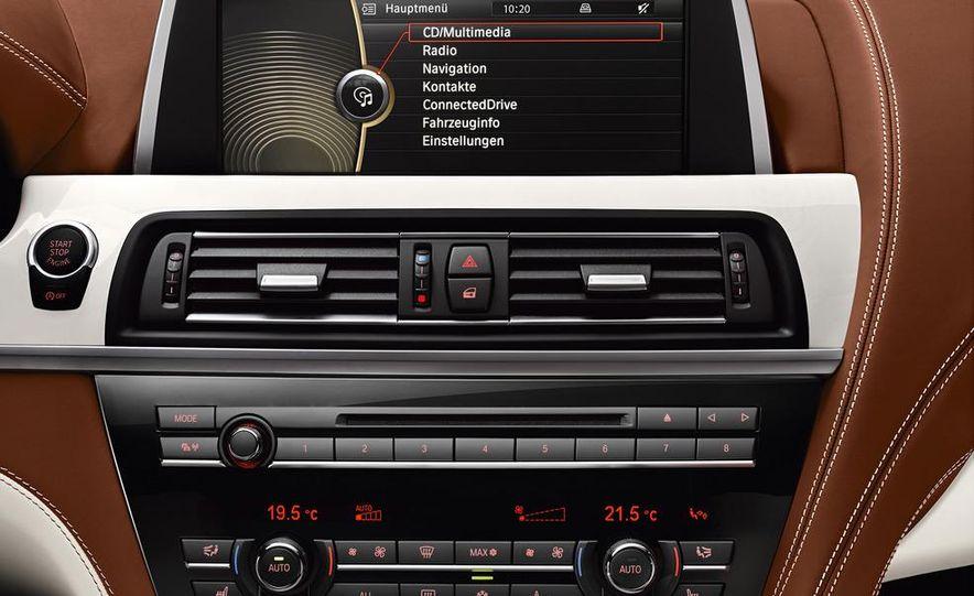2013 BMW 640i Gran Coupé - Slide 114