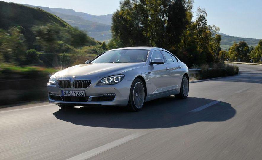2013 BMW 640i Gran Coupé - Slide 2