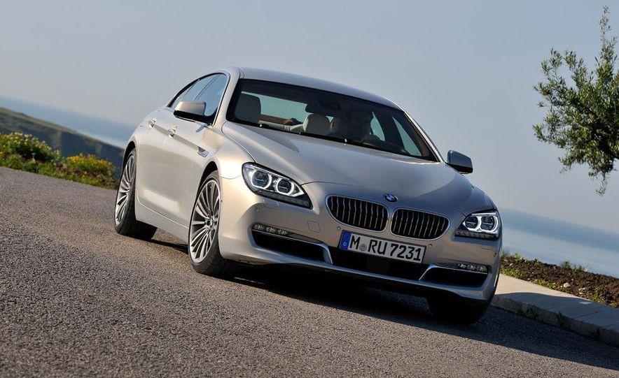2013 BMW 640i Gran Coupé - Slide 3