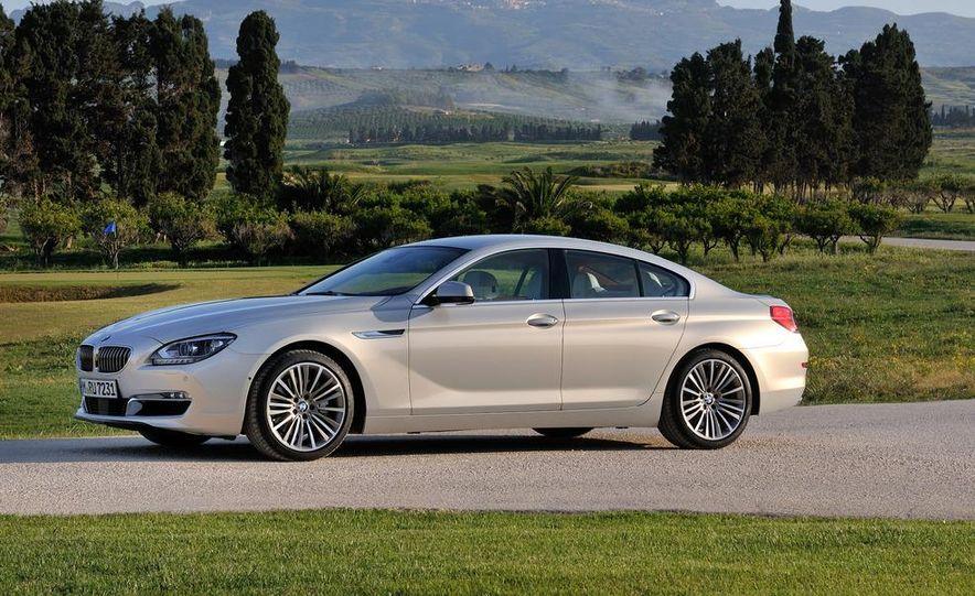 2013 BMW 640i Gran Coupé - Slide 4