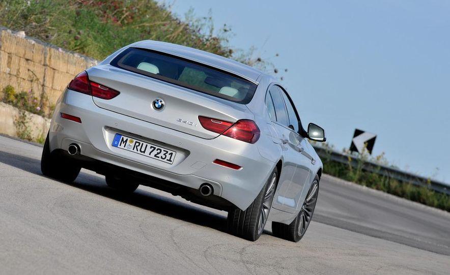 2013 BMW 640i Gran Coupé - Slide 8