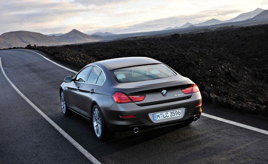 2013 BMW 640i Gran Coupé - Slide 183
