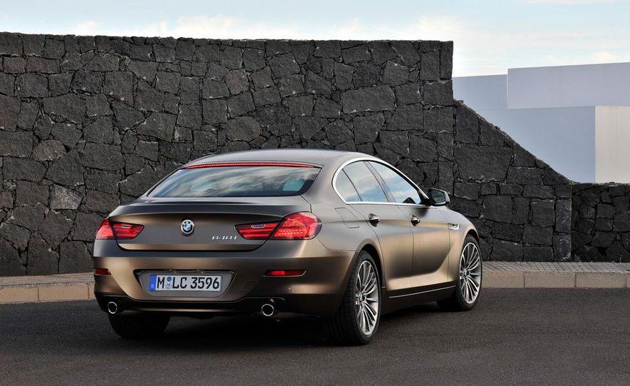 2013 BMW 640i Gran Coupé - Slide 184