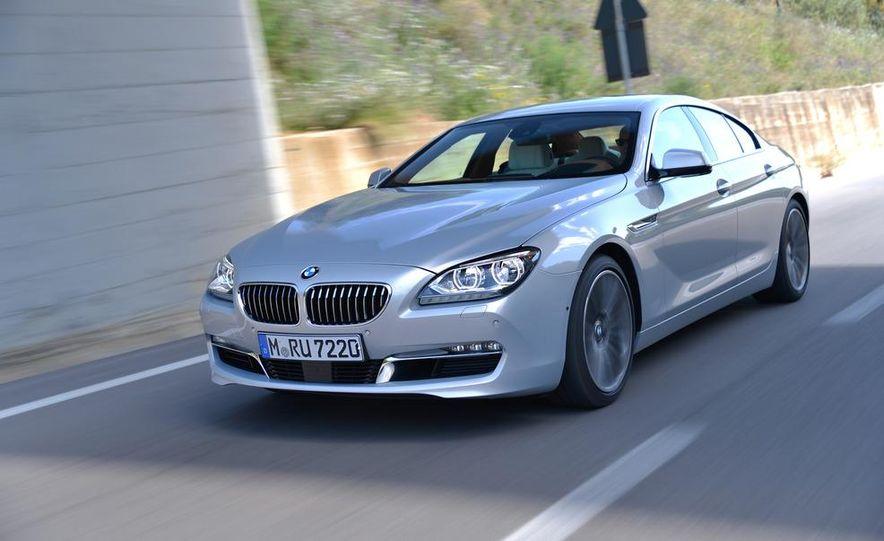 2013 BMW 640i Gran Coupé - Slide 11