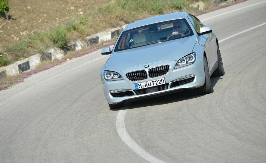 2013 BMW 640i Gran Coupé - Slide 14