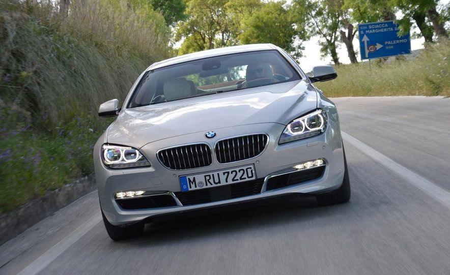 2013 BMW 640i Gran Coupé - Slide 15