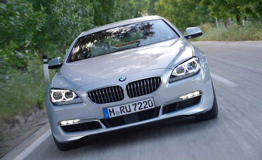 2013 BMW 640i Gran Coupé - Slide 16