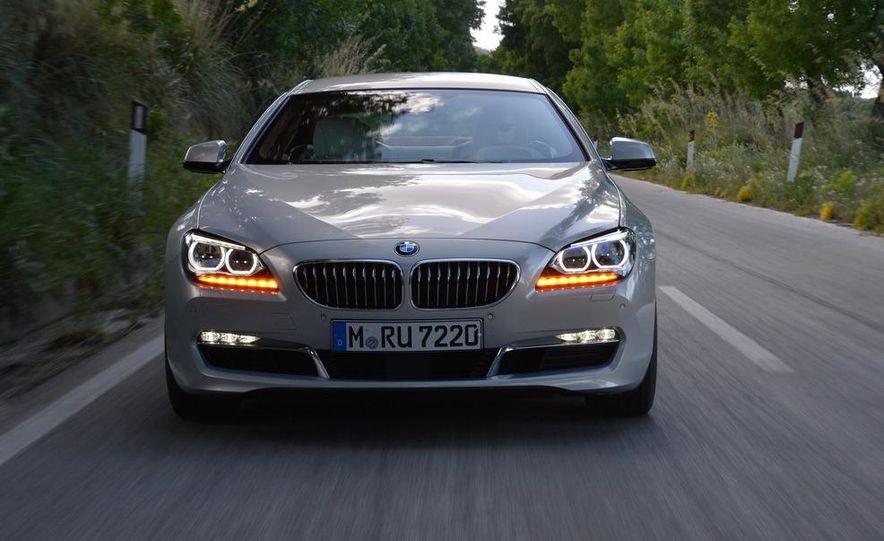 2013 BMW 640i Gran Coupé - Slide 17