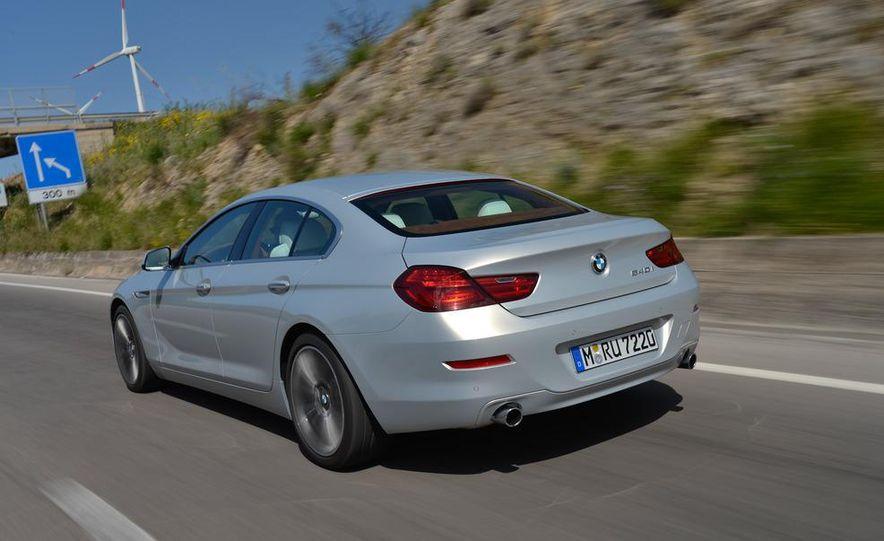 2013 BMW 640i Gran Coupé - Slide 18