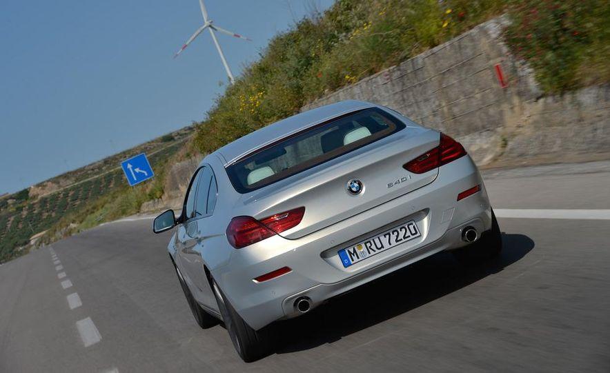 2013 BMW 640i Gran Coupé - Slide 19