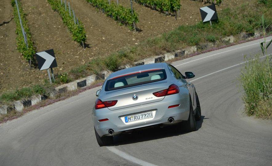2013 BMW 640i Gran Coupé - Slide 20