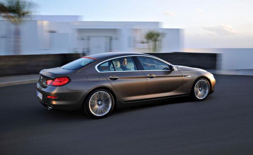 2013 BMW 640i Gran Coupé - Slide 24