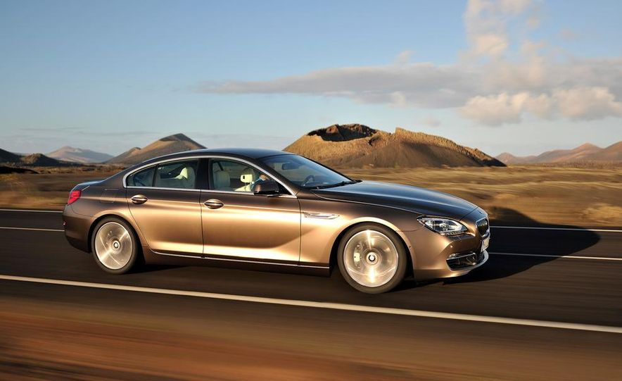 2013 BMW 640i Gran Coupé - Slide 26