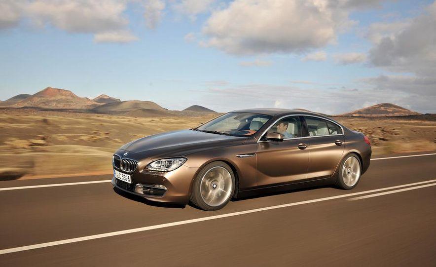 2013 BMW 640i Gran Coupé - Slide 27
