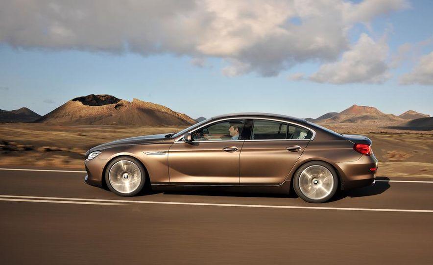2013 BMW 640i Gran Coupé - Slide 28