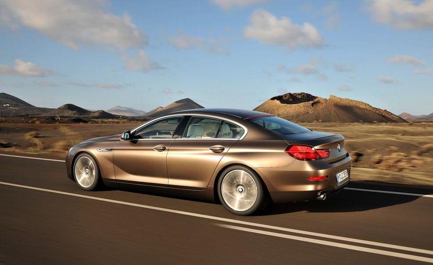 2013 BMW 640i Gran Coupé - Slide 30
