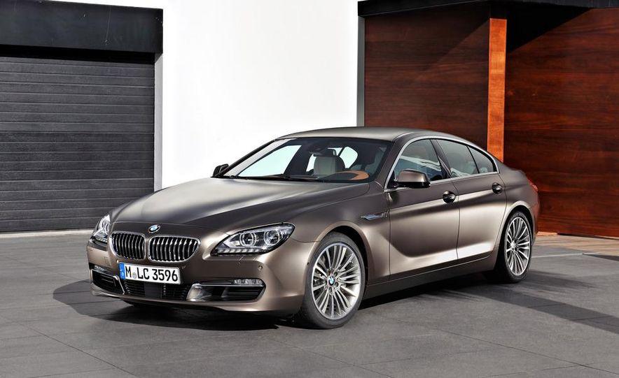 2013 BMW 640i Gran Coupé - Slide 31