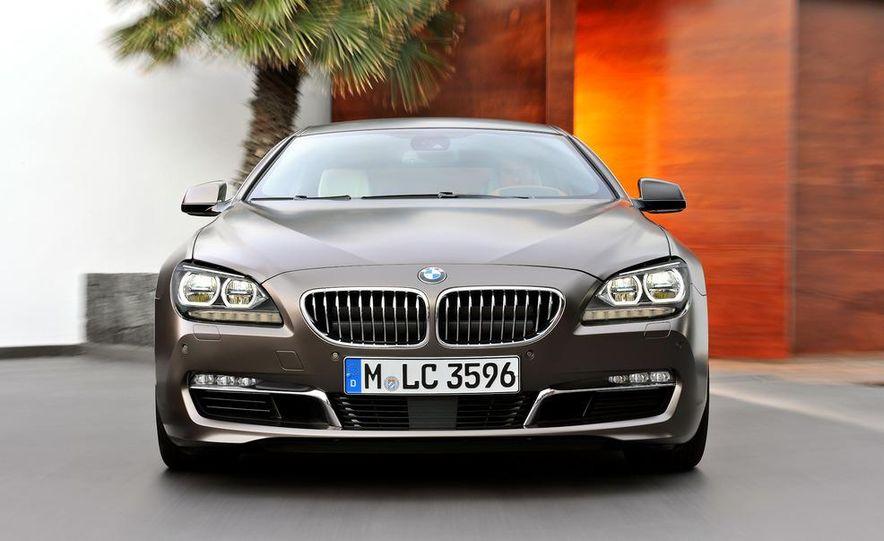 2013 BMW 640i Gran Coupé - Slide 32