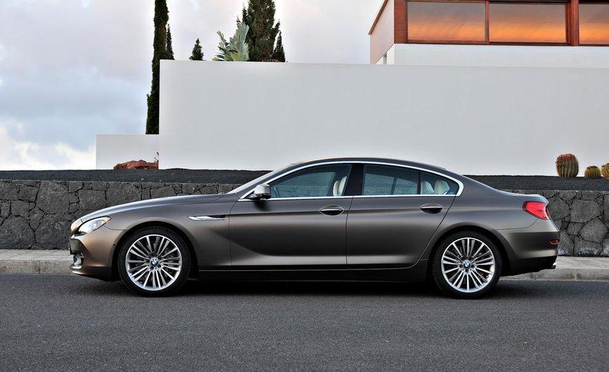 2013 BMW 640i Gran Coupé - Slide 34