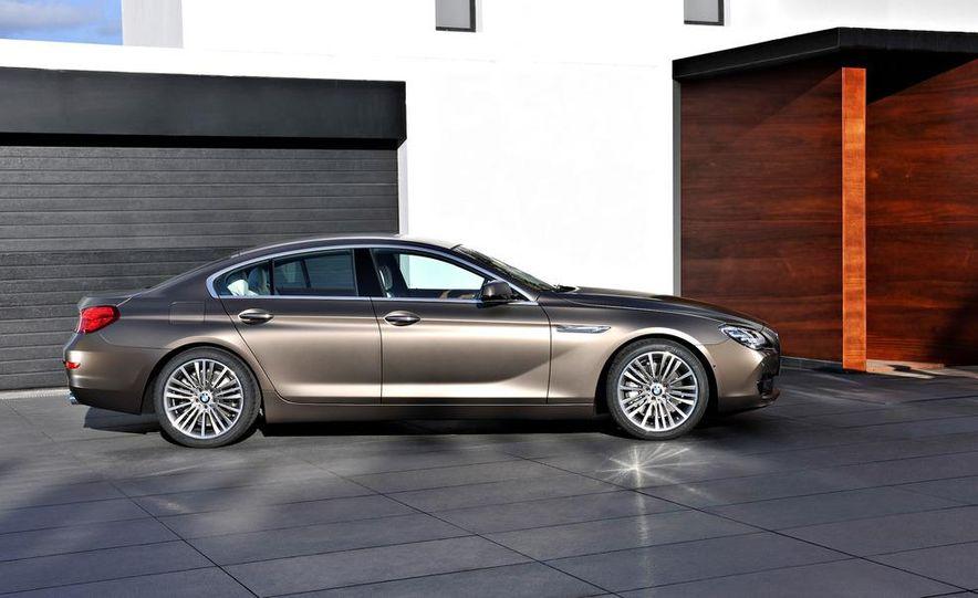 2013 BMW 640i Gran Coupé - Slide 35