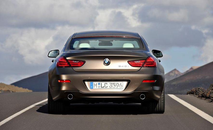 2013 BMW 640i Gran Coupé - Slide 38