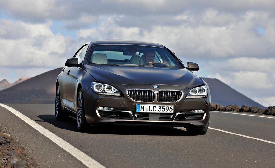 2013 BMW 640i Gran Coupé - Slide 39