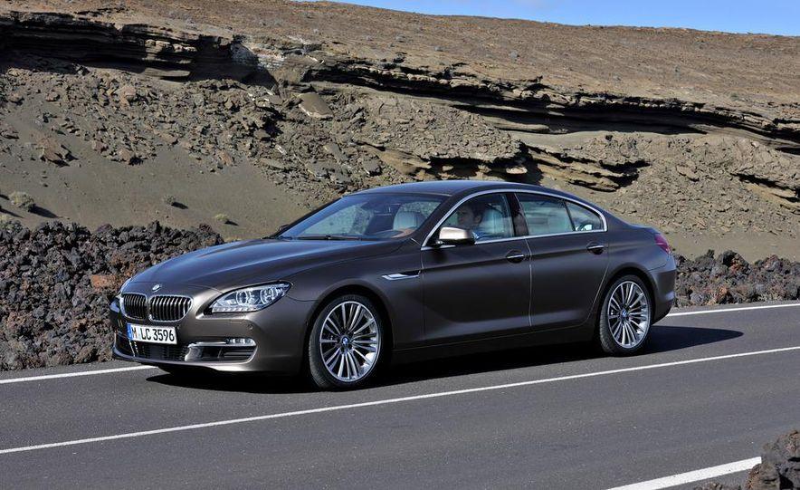 2013 BMW 640i Gran Coupé - Slide 40