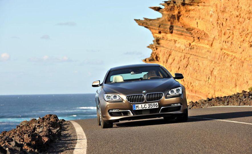 2013 BMW 640i Gran Coupé - Slide 41