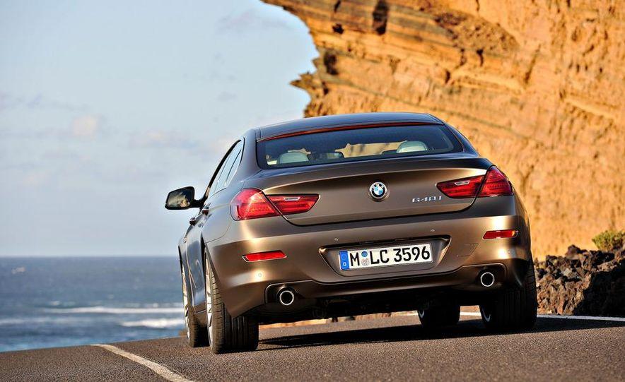 2013 BMW 640i Gran Coupé - Slide 42
