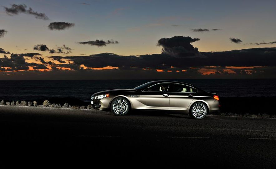 2013 BMW 640i Gran Coupé - Slide 44